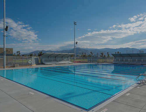 Cathedral City High School Pool Dedication